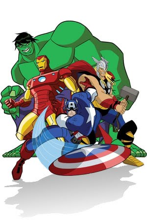 300x450 Marvel Avengers Cliparts 230964