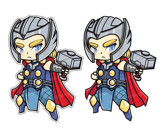 570x453 Thor Clipart Thor Sticker Ragnarok Avengers Marvel