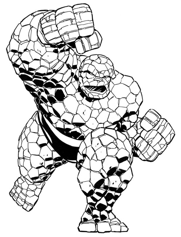 618x808 Adult Marvel Coloring Pages Boy Marvel Superhero Coloring Pages