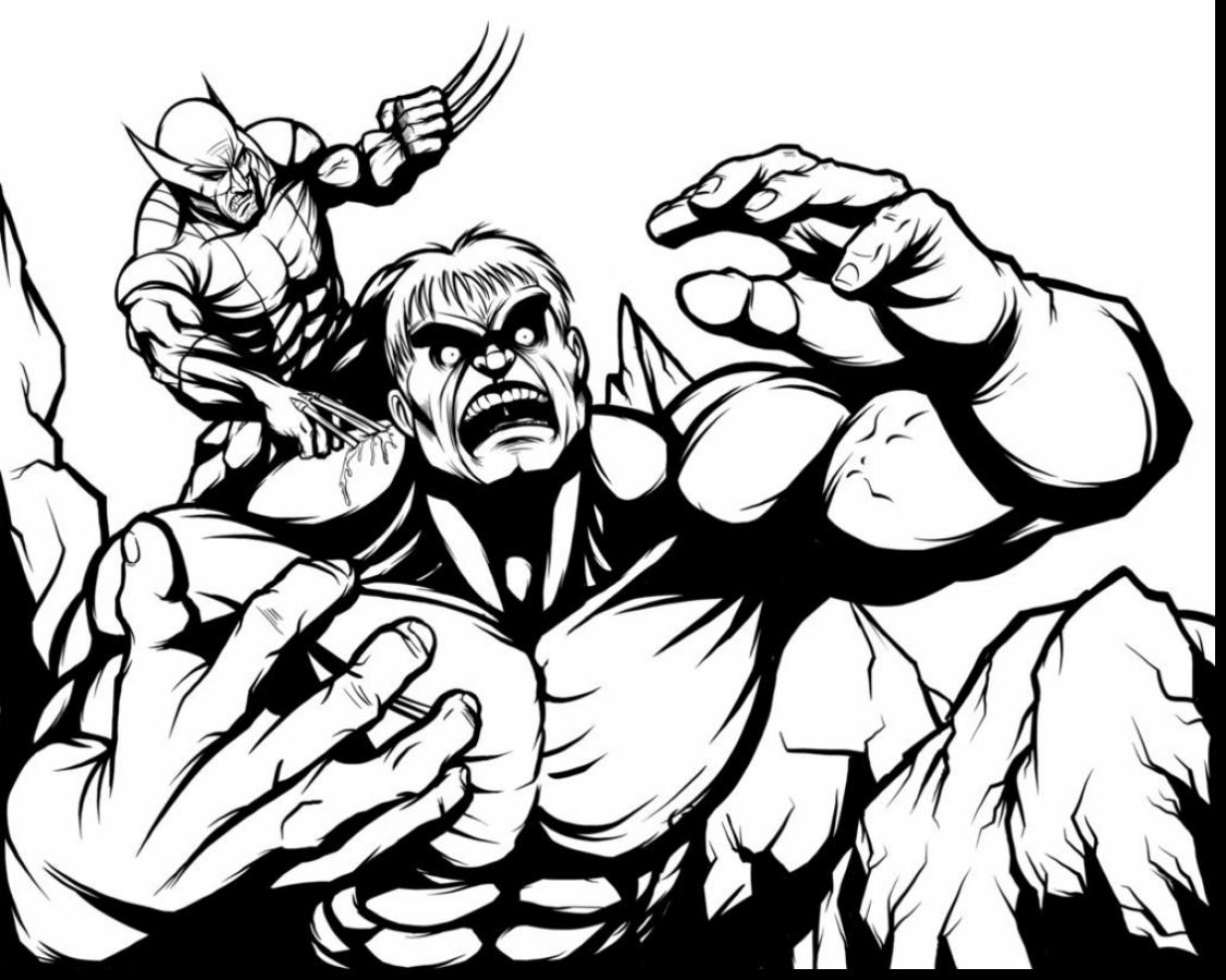 1126x900 Beautiful Avengers Coloring Pages With Hulk Coloring Pages