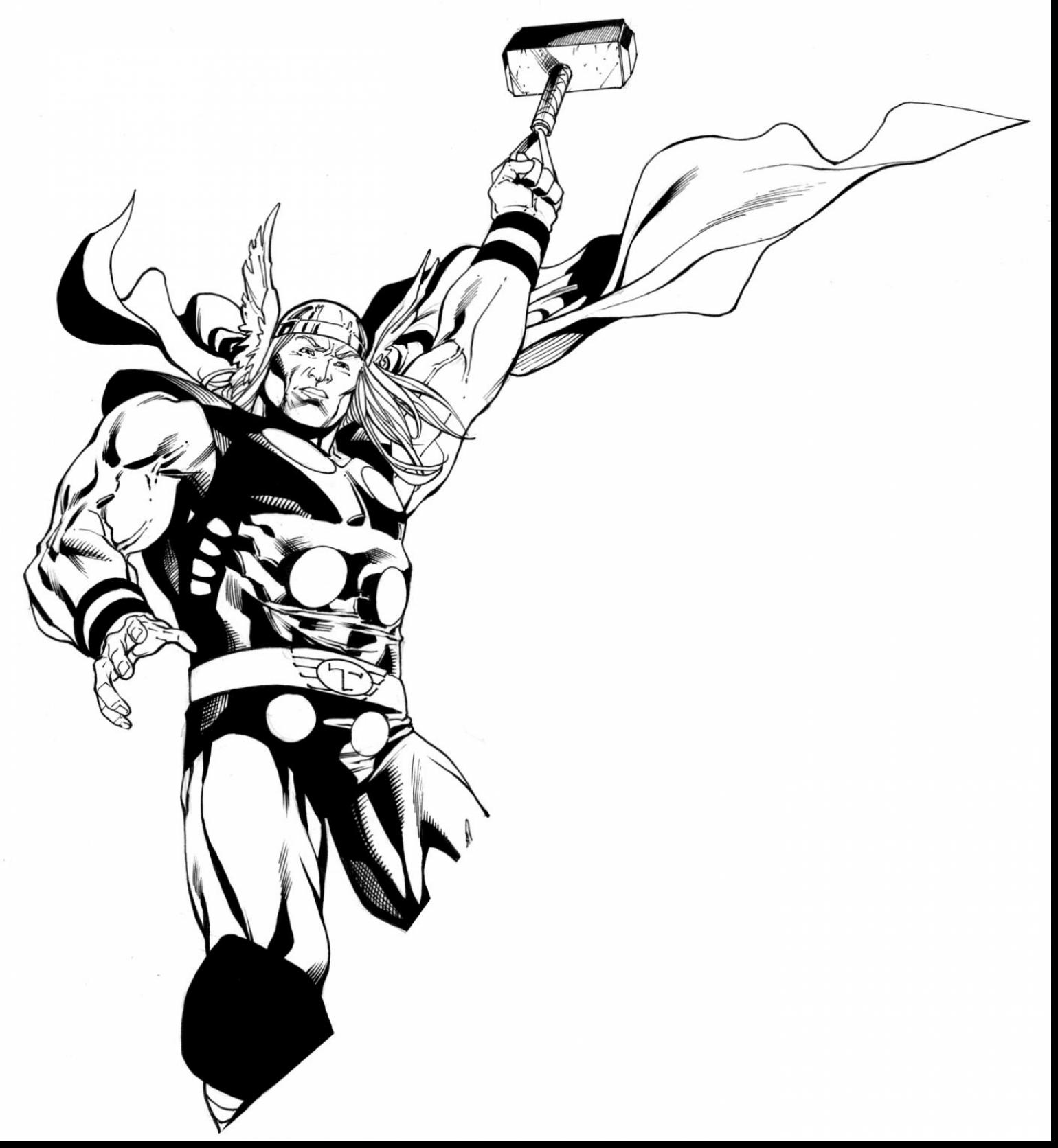 1540x1672 Stunning Lego Marvel Avengers Coloring Pages With Thor Coloring