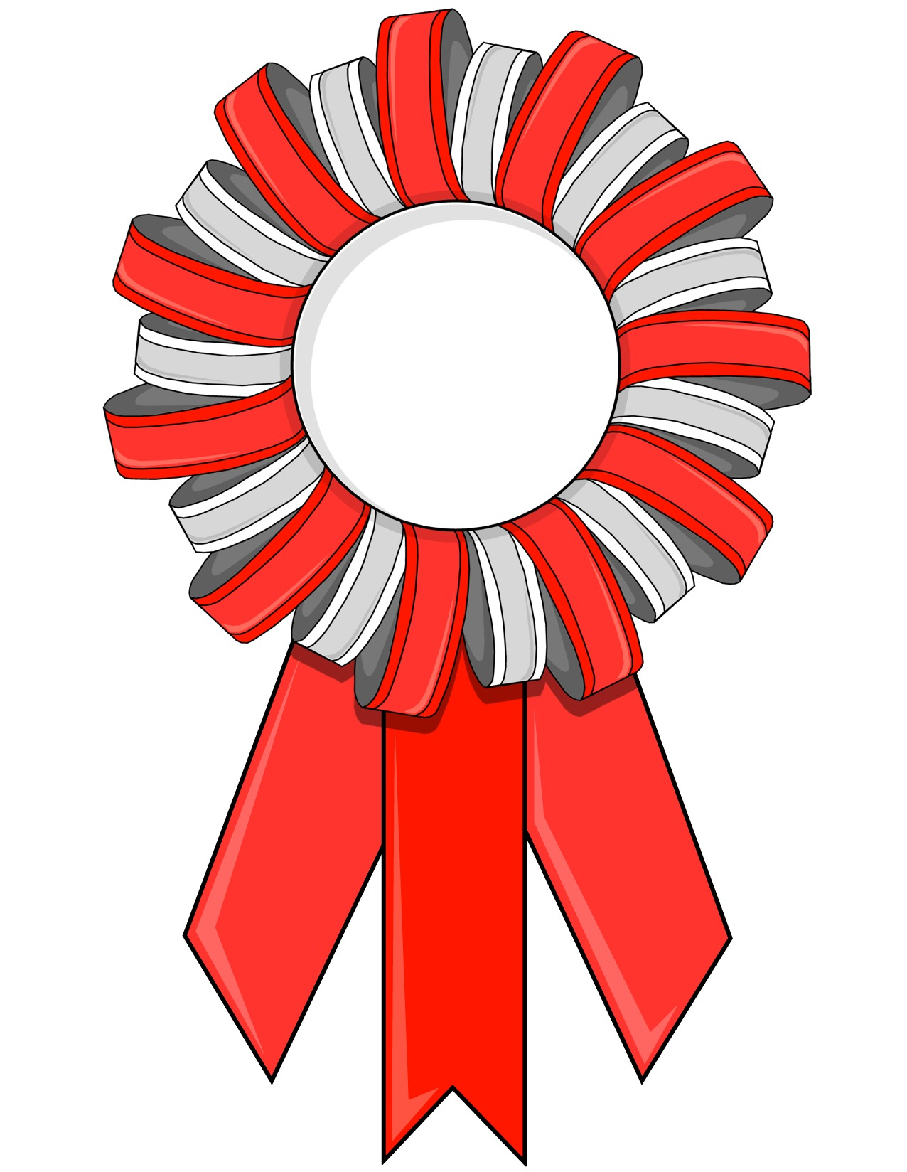 Fabulous image pertaining to printable award ribbons