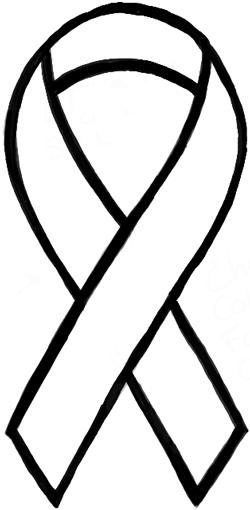 Awareness Ribbon Outline | Free download best Awareness Ribbon