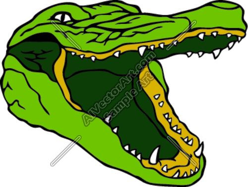 500x378 Alligator Clipart Awesome
