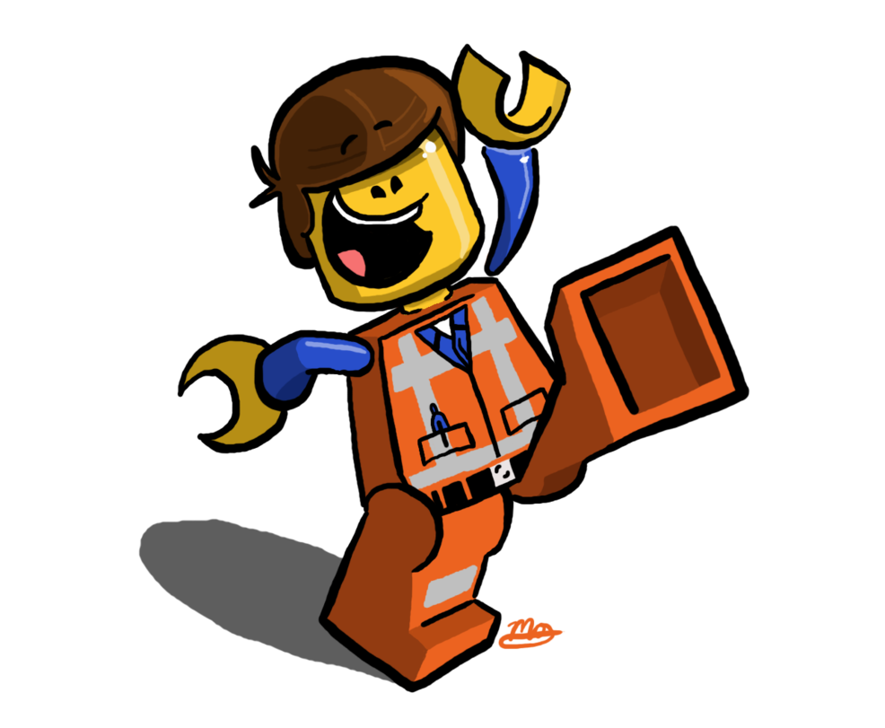 986x811 Everything Is Awesome!!! By Mohamedorekan