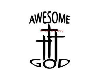 340x270 Awesome God Clipart