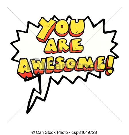 449x470 Art You Were Awesome Clipart