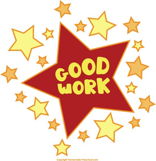 550x566 Great Job Clip Art