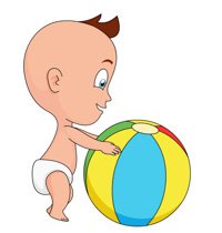 200x210 Clip Art Babies To Toddlers Cliparts