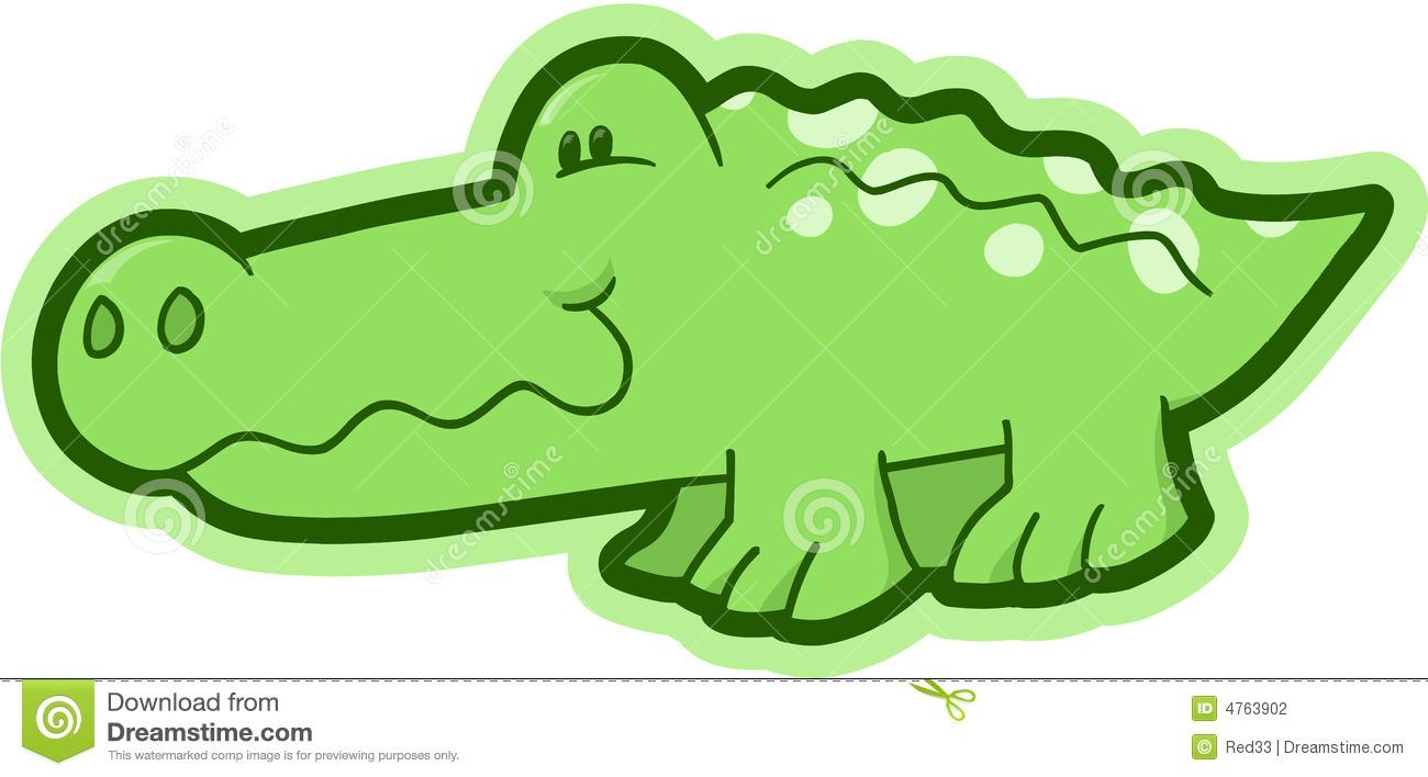 1300x708 Cute Safari Crocodile Vector Clipart Panda