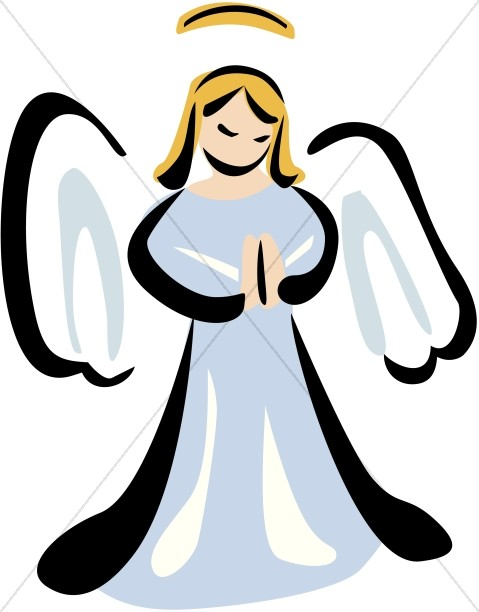 479x612 Angel Clipart