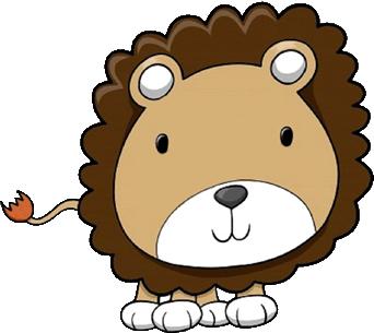 342x305 Baby Animal Clipart Animated