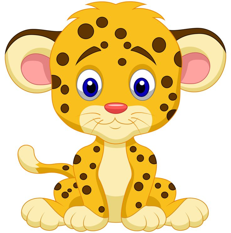 736x743 Cute Clip Art Animals 101 Clip Art