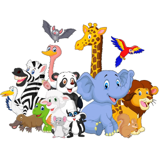 320x320 Baby Animal Clipart Group Animal
