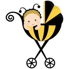236x236 Bumblebee Clipart Baby Shower