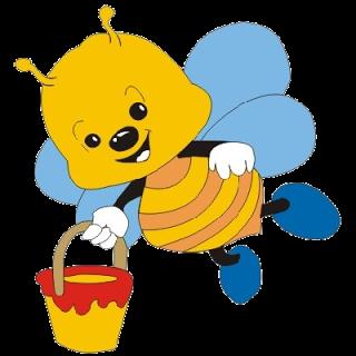 320x320 Cute Bees