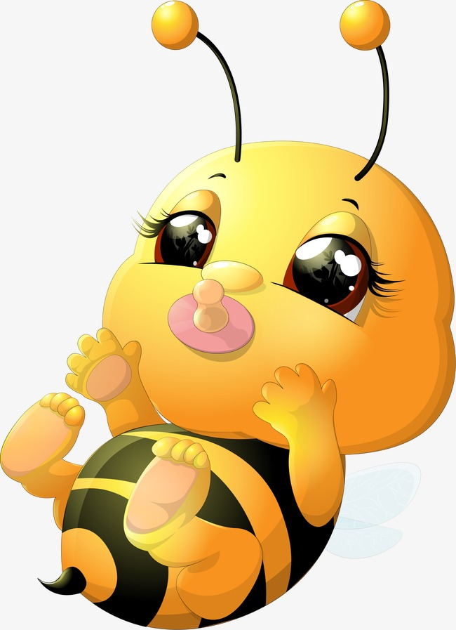 650x897 Baby Bee, Baby, Vector Png And Vector For Free Download
