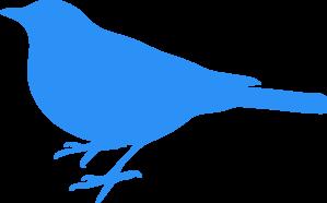 299x186 Baby Blue Bird Clip Art