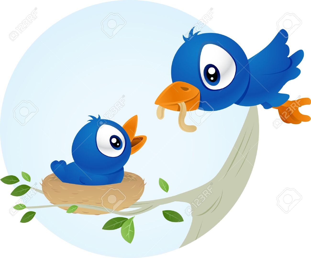 1300x1082 Bluebird Clipart Baby Bird