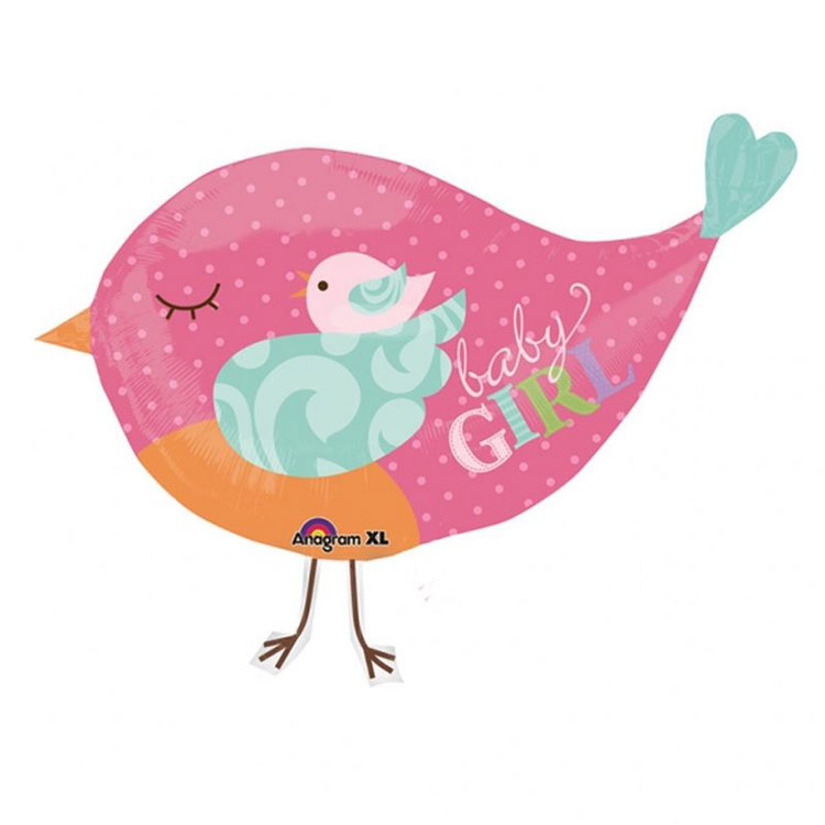 750x750 Shower Clipart Baby Bird