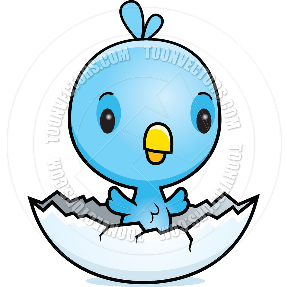 940x940 Baby Bird Hatching Clipart