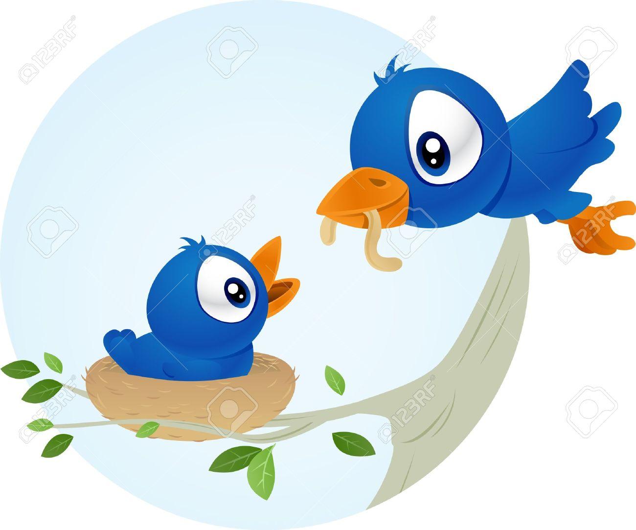 1300x1082 Bluebird Clipart Baby Bird