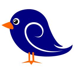 250x250 Songbird Clipart Baby Bird