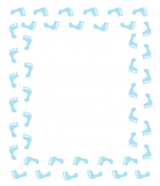 Baby Borders Clipart Free Download Best Baby Borders Clipart On