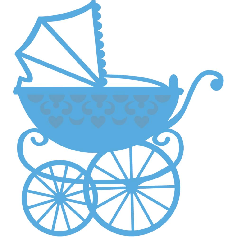 1000x1000 Baby Carriage