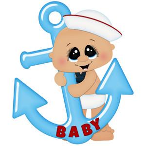 300x300 Anchor Clipart Baby Boy