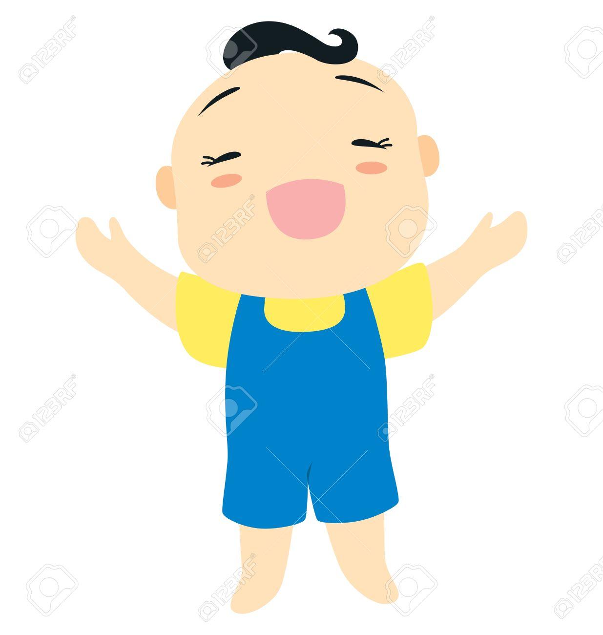 1235x1300 Little Boy Clipart Standing Boy