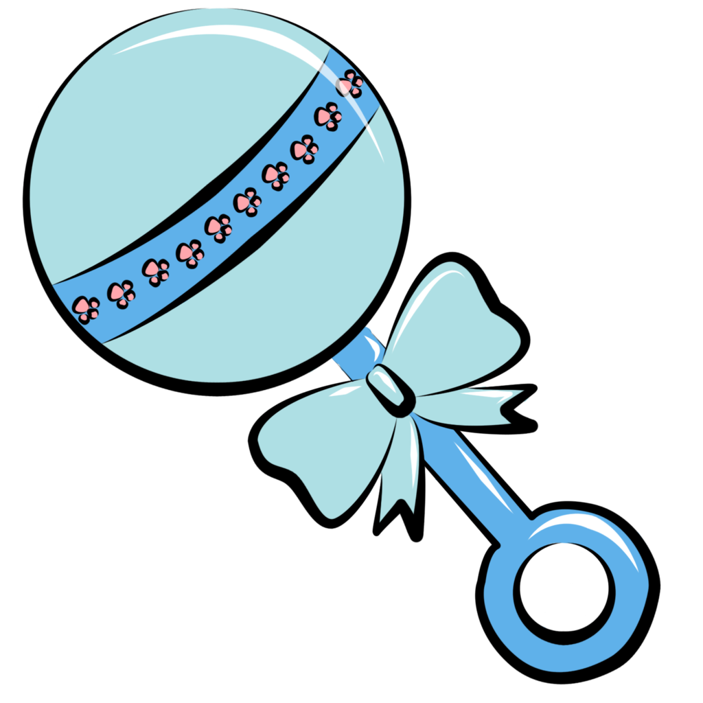 1024x1024 Baby Rattle Clip Art