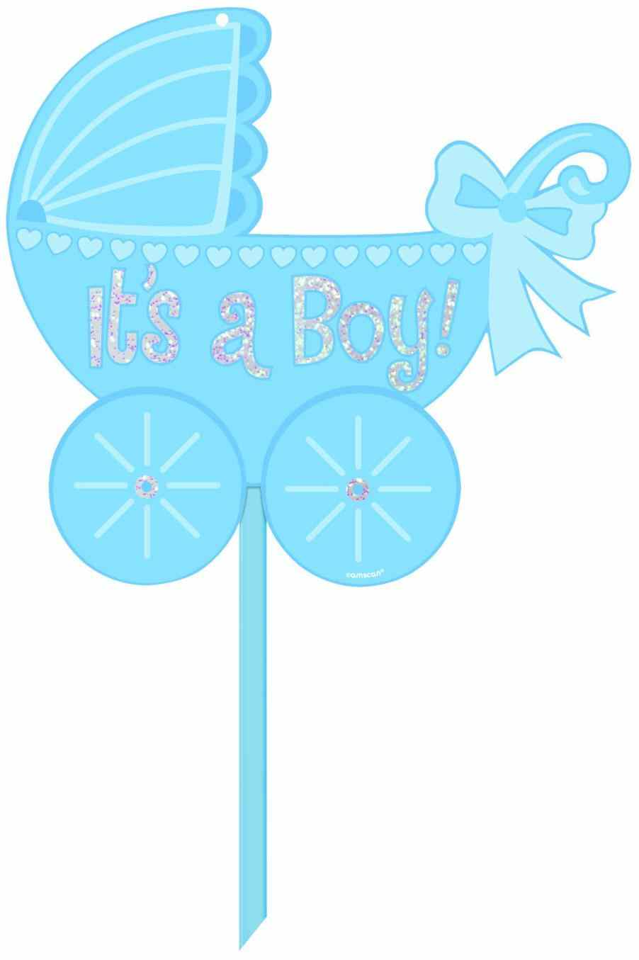 902x1355 Baby Shower Boy Clipart