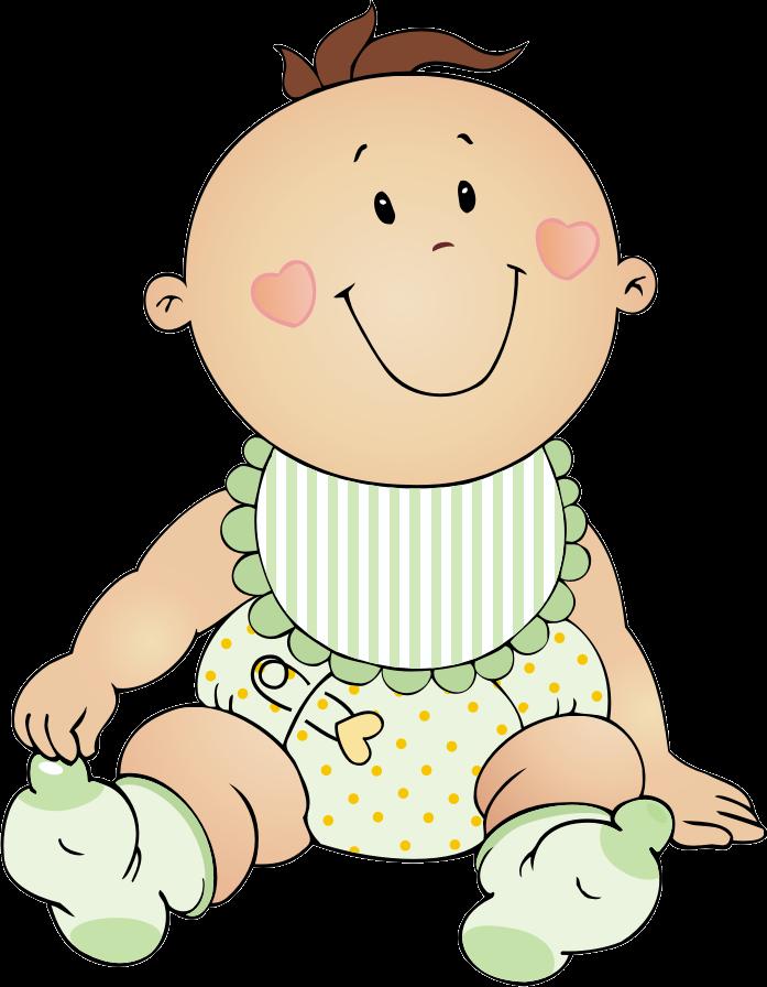697x896 Baby Shower Clipart Boy