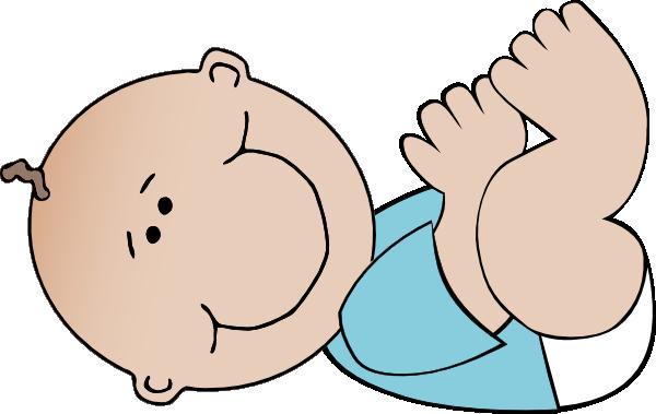 600x379 Baby Boy Sitting Up Clip Art