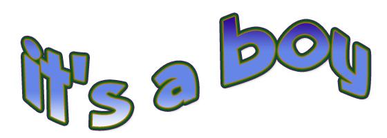 560x200 Baby Boy Clip Art Baby Clipart 2 Clipartix