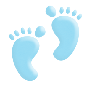 294x300 Baby Boy Footprints Baby Dingen Footprints, Babies