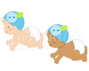 340x270 Fiesta Baby Boy Cute Digital Clipart, Baby Fiesta Boy Clip Art