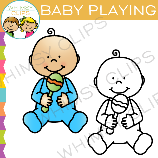 600x600 Child Clip Art , Images Amp Illustrations Whimsy Clips