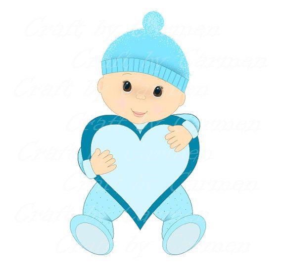 Baby Boy Shower Clipart Free Download Best Baby Boy Shower Clipart