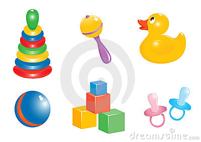 400x283 Baby Toys Clipart