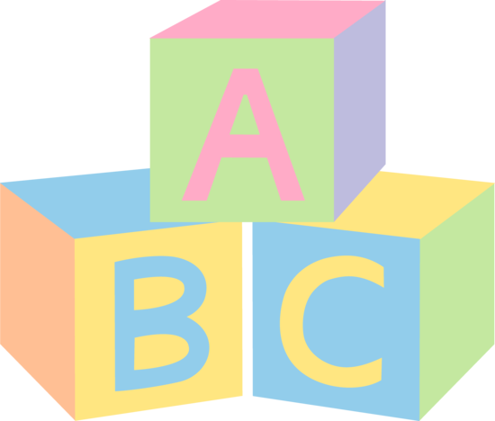 550x468 Baby Toy Clipart