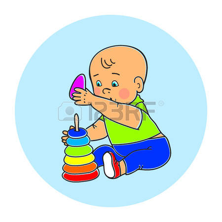 450x450 Cube Clipart Baby Boy Toy