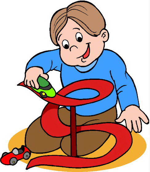 487x560 Playing Clipart Playing Toys Clipart