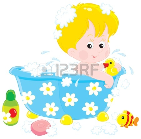 450x446 Small Child Playing With His Toys Royalty Free Cliparts, Vectors