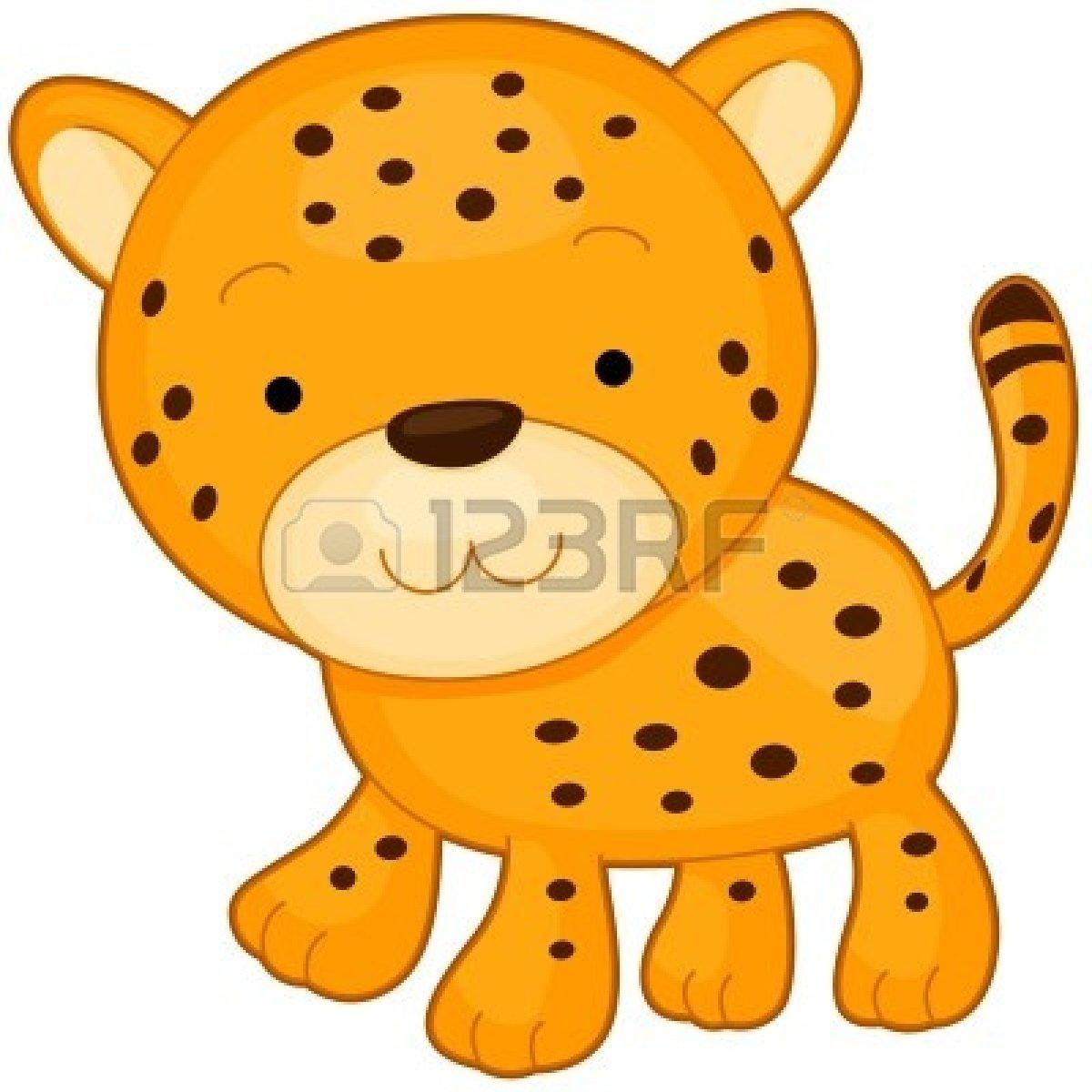 1200x1200 Cheetah Clipart Cute