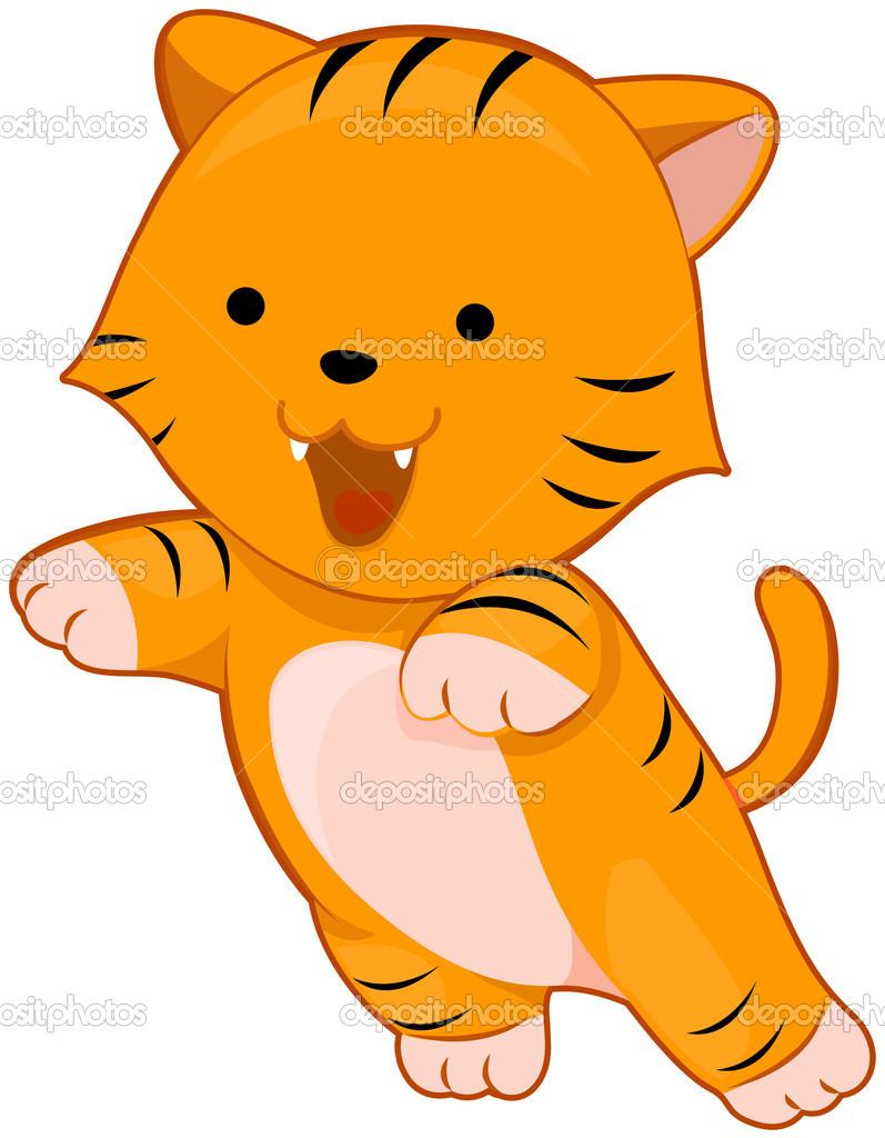 797x1024 Tiger Clipart Baby Cheetah