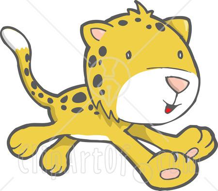 450x394 Top 82 Cheetah Clip Art