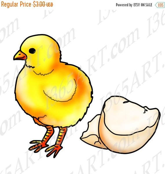 570x604 50% Off Baby Chick Clipart Chick Clip Art Scrapbooking
