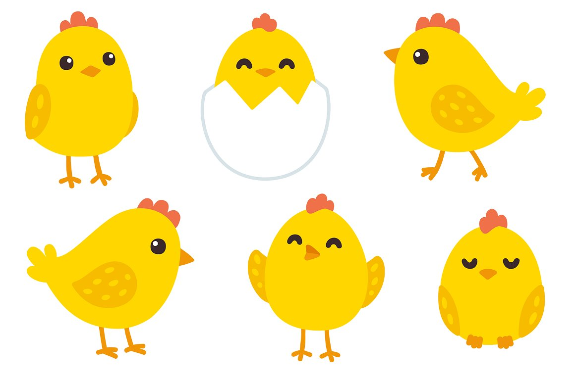 1160x772 Cute Clipart Baby Chick